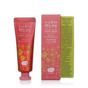 Organic Flowers Hand Lotion