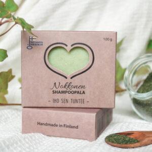 Nokkonen Shampoopala