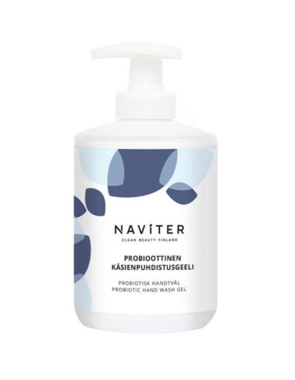 NAVITER Clean Beauty - Probioottinen käsienpesugeeli 300ml