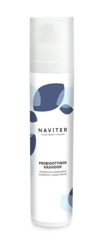 NAVITER Clean Beauty - Probioottinen käsivoide
