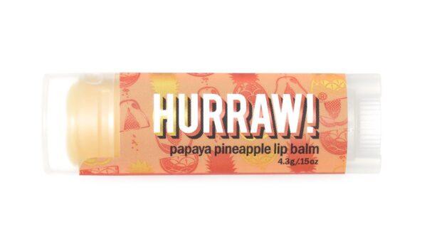 Hurraw papaija-ananas