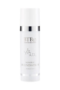 BTB13 Mineral Foundation Medium Dark 30ml