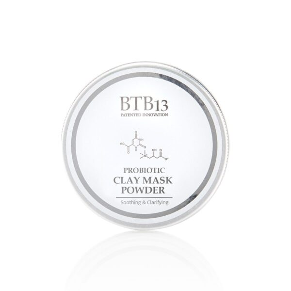 BTB13 Probiotic Clay Mask Powder 100ml