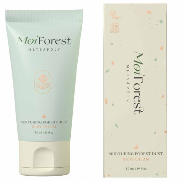 Forestdust Baby Cream