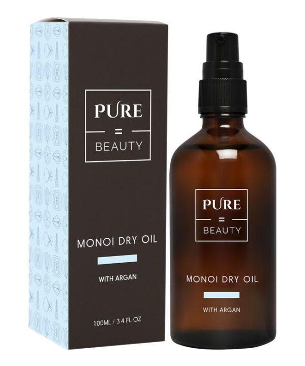 Monoi dry oil + argan oil